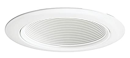Juno lighting contractor select 14w wh 4 inch recessed baffle trim juno lighting contractor select 14w wh 4 inch recessed baffle trim white baffle with aloadofball Gallery