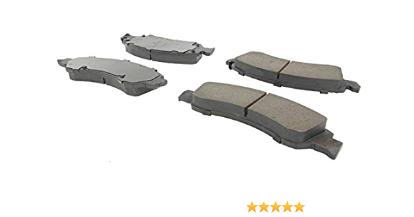 Ceramic Centric 301.13130 Brake Pad