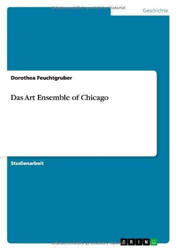 Download Das Art Ensemble of Chicago (German Edition) pdf epub