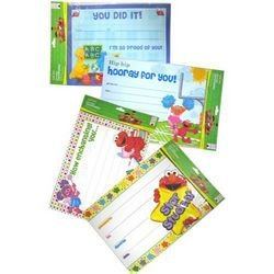 Sesame Street Elmo HOW To Enhanting YOU Certificate 8.5 IN X 11 IN (Pack Of 4)
