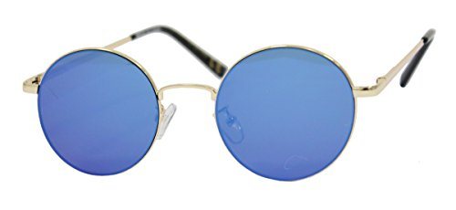 Lunettes 100 Certifié V de Homme U CE Soleil Bleu pqaBpz