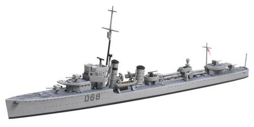 Tamiya Models Destroyer Vampire Ran 1/700