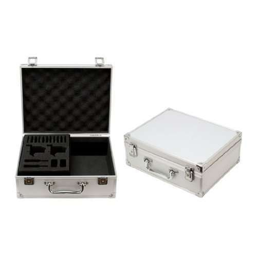 Aluminum Tattoo Kit Case Traveling Convention Carry NEW