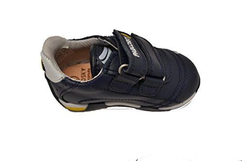 Pablosky 231720 - Deportivo de velcros de niño, azul marino.