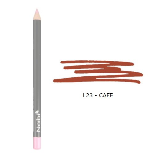 Nabi Cosmetics Lip Pencil Cafe