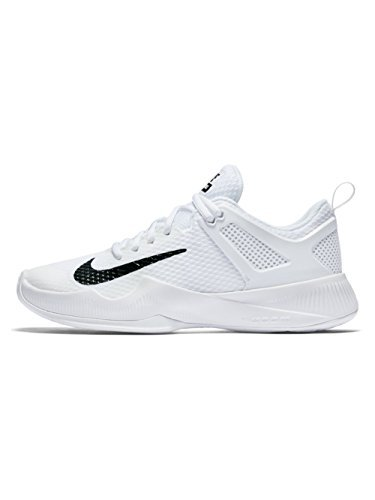 Nike Womens Wmns Air Zoom Hyperace, White / Black, 12 M US by NIKE (Image #2)