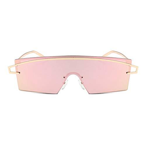 Lunettes Personality de Des Soleil Star soleil B New Femme Elegant E Round Style Retro Sport lunettes Couleur Face de nvrqvwPz0