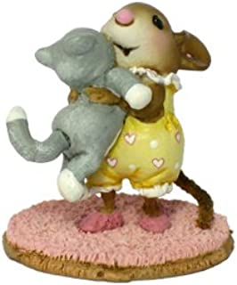 product image for Wee Forest Folk Kitty Cuddle Figurine