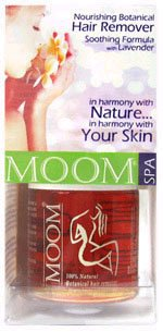 Moom Hair Remover Soothing Formula with Lavender