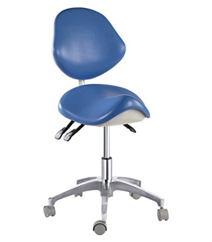 Shapers Pro Die - YOHOSO Standard Dental Mobile Chair Saddle Doctor's Stool PU Leather Dentist Chair