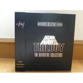Widescreen Collector's Edition Star Wars Trilogy : The Definitive Collection (Laser Disc Set)