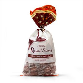 Russell Stover Root Beer Barrels, 12 oz. Bag -
