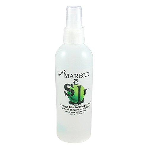 PPI Skin Illustrator Green Marble Alcohol Based Water Proof Makeup Setting Spray Sealer, 8oz