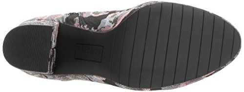 Boot Cole Women's Fabric to Knee Time Black to The Step Multi REACTION Riding Kenneth PwSdTT