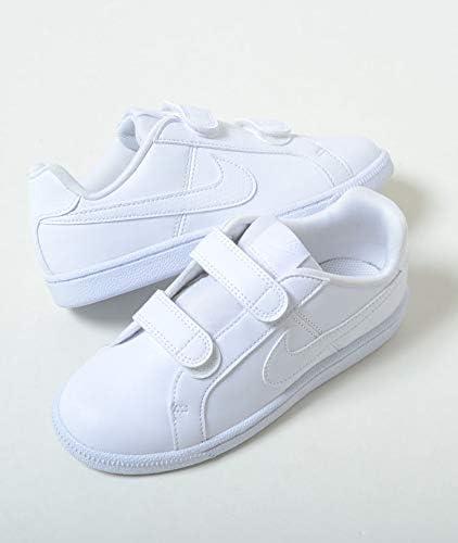 nike royal court white