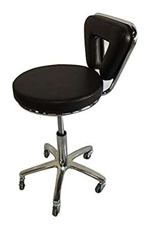 Amazon.com: Taburete blanco equipo Medical silla Facial ...