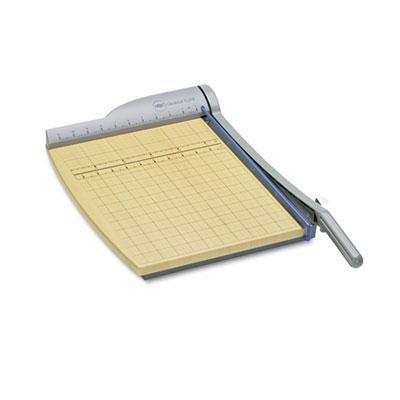 Swingline Classiccut Pro Paper Trimmer, 15 Sheets, Metal/Woo