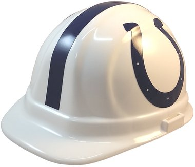 27c02f601c9264 Image Unavailable. Image not available for. Color: Texas American Safety  Company Indianapolis Colts Hard Hats, ERB Style with Standard Suspension