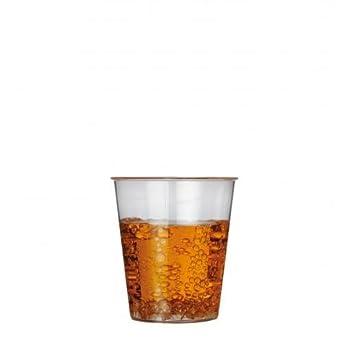 Plastico 626 cl plástico Shot glass-5cl a ala (Pack de 1000): Amazon.es: Industria, empresas y ciencia
