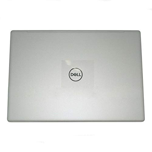 (Compatible Replacement for Dell Inspiron 13 7370 Top LCD Cover Back Rear Lid Silver 0GTGW1 GTGW1)