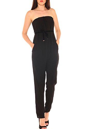 Key-Di - Vestido - para mujer negro