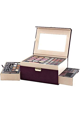Ulta Beauty Pretty and Polished Makeup Collection Bag 62 Piece Set