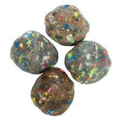Fun Express - Rock-Shaped Bouncing Balls - BULK (2-Pack of 12) by FX