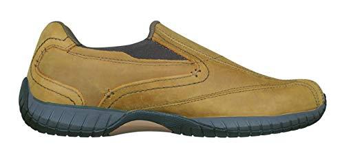 Brown Mocassini Skechers marrone Bascom Sendro Brown uomo Zx0pFw
