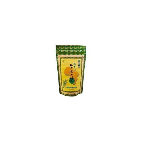 Organically grown green rooibos tea 175g (3.5gX50 follicles) X2 bag set