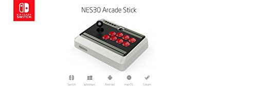 8Bitdo-N30-Arcade-Stick-for-Nintendo-Switch-PC-Mac-Android-Nintendo-Switch