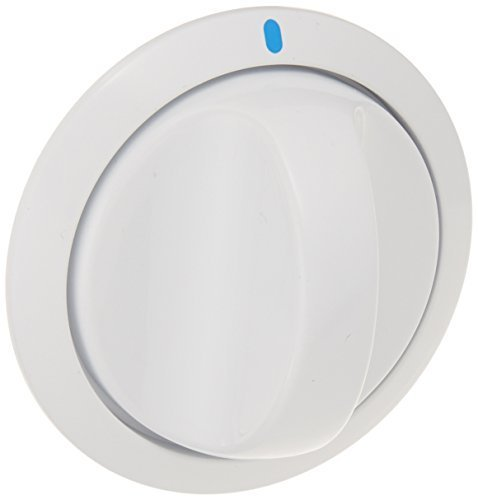 Frigidaire 131873301 Dryer Timer Knob, White