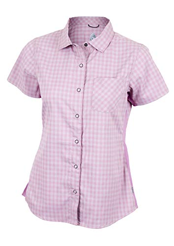 Club Ride Apparel Bandara Jersey - Women's Short Sleeve Cycling Jersey - Blush - Large
