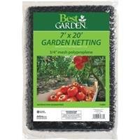 Do It Best Global Sourcing: 7 Feetx20 Feet Garden Netting 714891 (Dalen Bird Feeder)