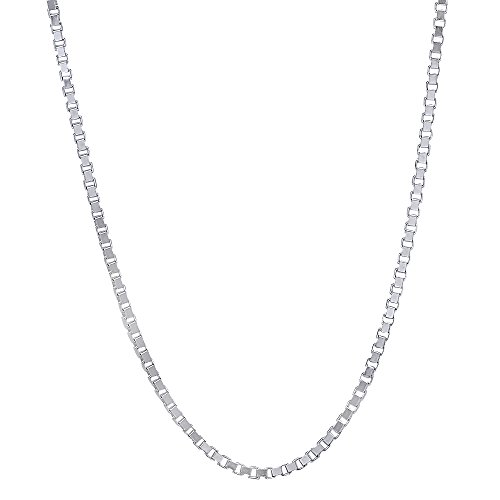 Sterling Silver Italian Crafted Necklace