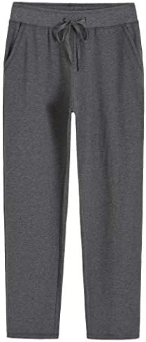 Weintee Women's Cotton Sweatpants with Pockets 1