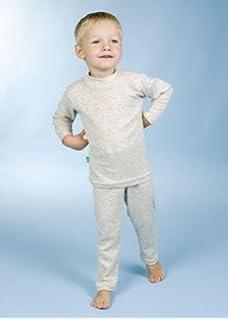 2e2b745a24b163 Wellvitex Zink+ Kinder Funktionsunterwäsche Basel Unterhose und ...