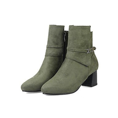 5 Customized Ankle CN37 RTRY Heel 5 Snow Combat Boots Block Boots Women'S 7 EU37 UK4 Boots Novelty Strap Bootie Riding Boots Fashion 5 US6 Shoes Winter Boots Materials 4YpEYw