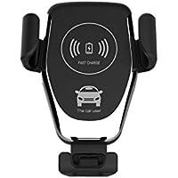 Carregador Veicular Sem Fio Por Indução, Suporte Inteligente Veicular Com Carregador Sem Fio Qi, Suporte Veicular Com…