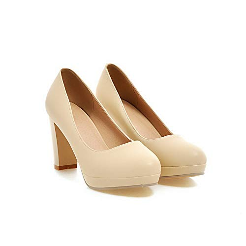 Mms06202 35 beige Beige 1to9 Con Donna Plateau d8q7wY
