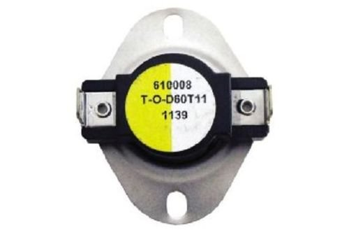 Room Air Conditioner Replacement Parts New L190 SPST Limit Control Thermostat Snap Disc L190-40F applies to the U.S. only by Air Parts
