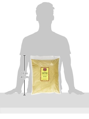 Spicy World Ginger Powder (Ground), 5-Pound by Spicy World (Image #3)