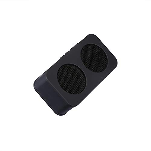 Live Tech Melody Portable Wireless Bluetooth Speakers (Black)