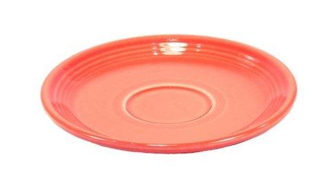 Fiesta Persimmon 470 5-7/8-inch Saucer