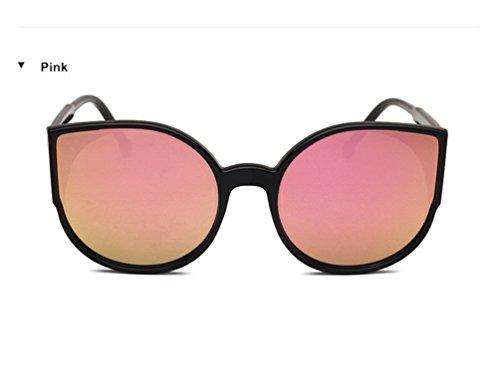 Cat Eye Sunglasses Cateye Sunglasses Coating Mirror Sexy For Women (Sniper Mirror Goggles)