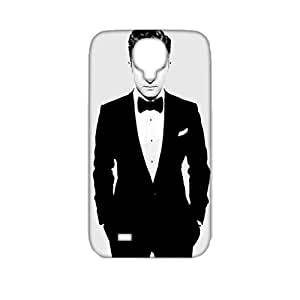 3D Case Cover justin timberlake suit and tie Phone Case for Samsung Galaxy s 4