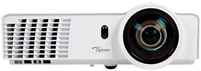 Optoma W305ST - Proyector de 3200 lúmenes, blanco: Optoma: Amazon ...