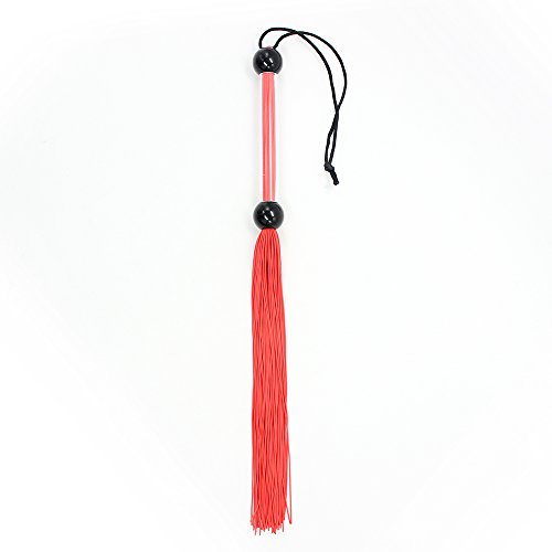 Red Rubber Whip - 2