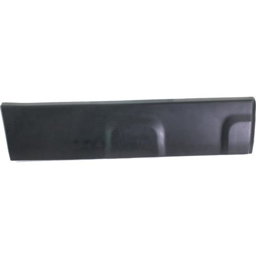 MAPM - PASSENGER SIDE REAR DOOR MOULDING; MATTE-BLACK/TEXTURED; WITH CLIP - HO1505107 FOR 2007-2011 Honda - Moulding Door Passenger