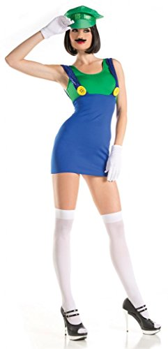 Costu (Mario And Luigi Costumes For Women)