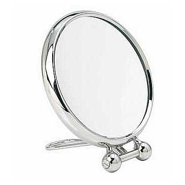 Arpin Marquise Double Side Travel Mirror
